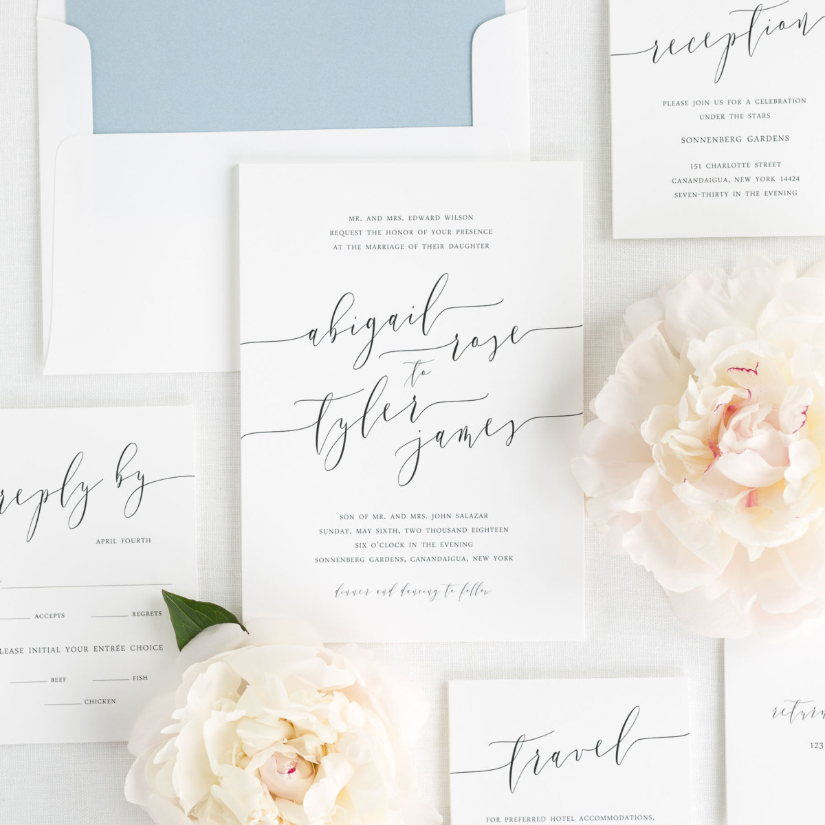 Our Top 20 SwoonWorthy Wedding Invitations From Etsy