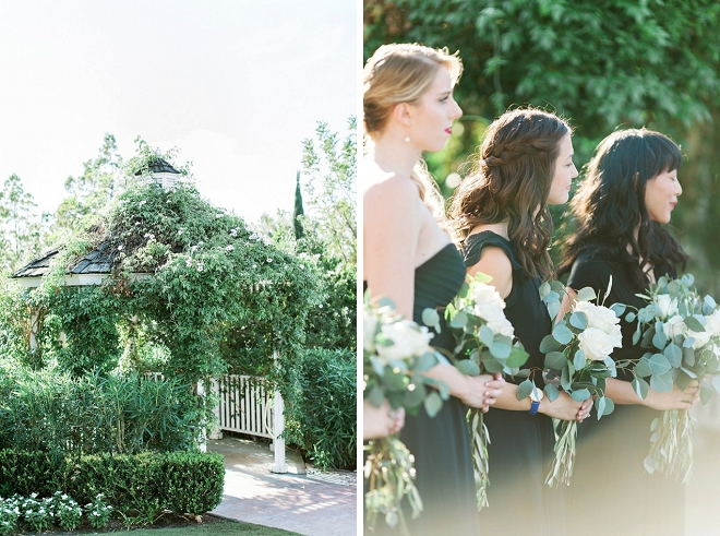 We're LOVING this stunning San Diego ceremony!