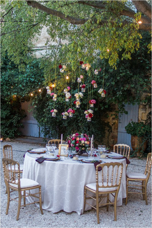 hanging flower vases wedding 12 ways to decorate quot trees quot at your wedding 4698