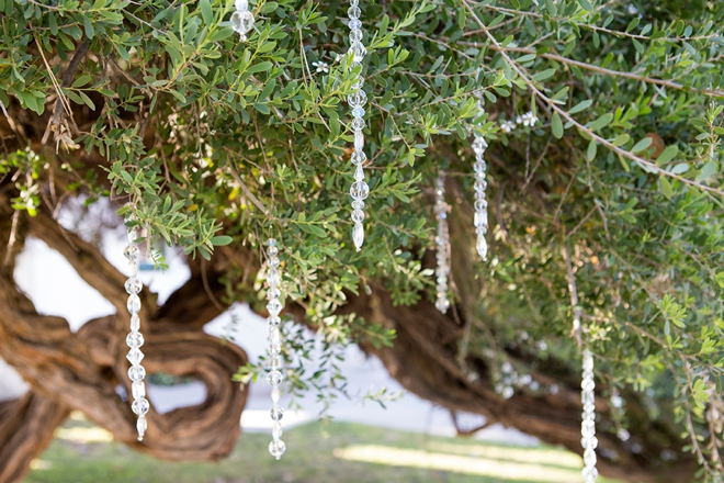 How to make your own hanging tree crystal decor pieces!