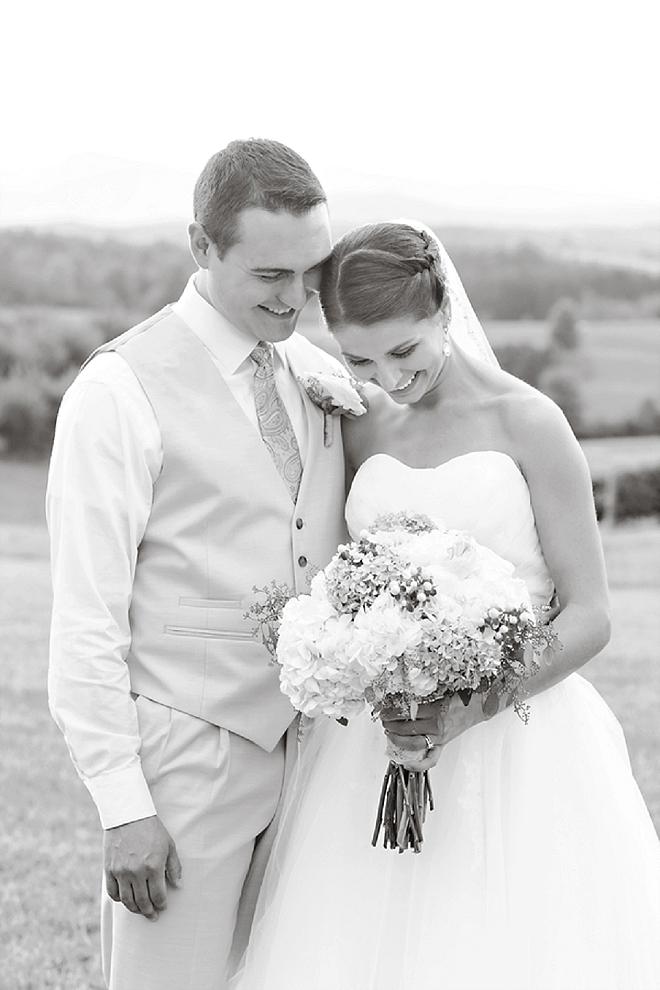 We're crushing on this darling + handmade South Carolina wedding!