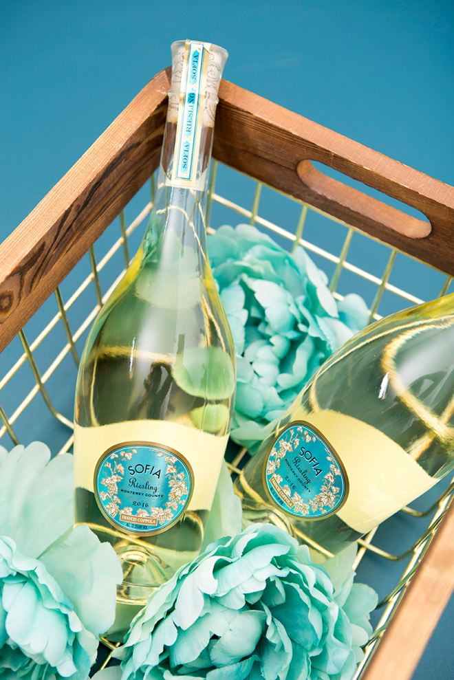 Sofia Coppola and Jen are celebrating Something Turquoise turning 6!