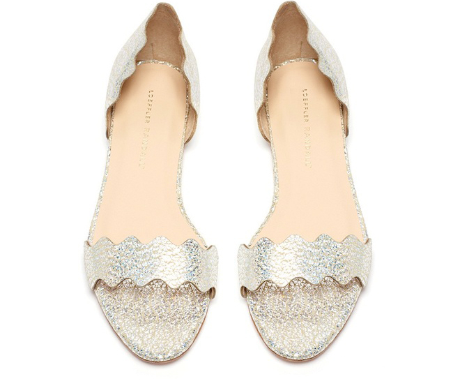 52941822f These would be great summer flats for wedding season!