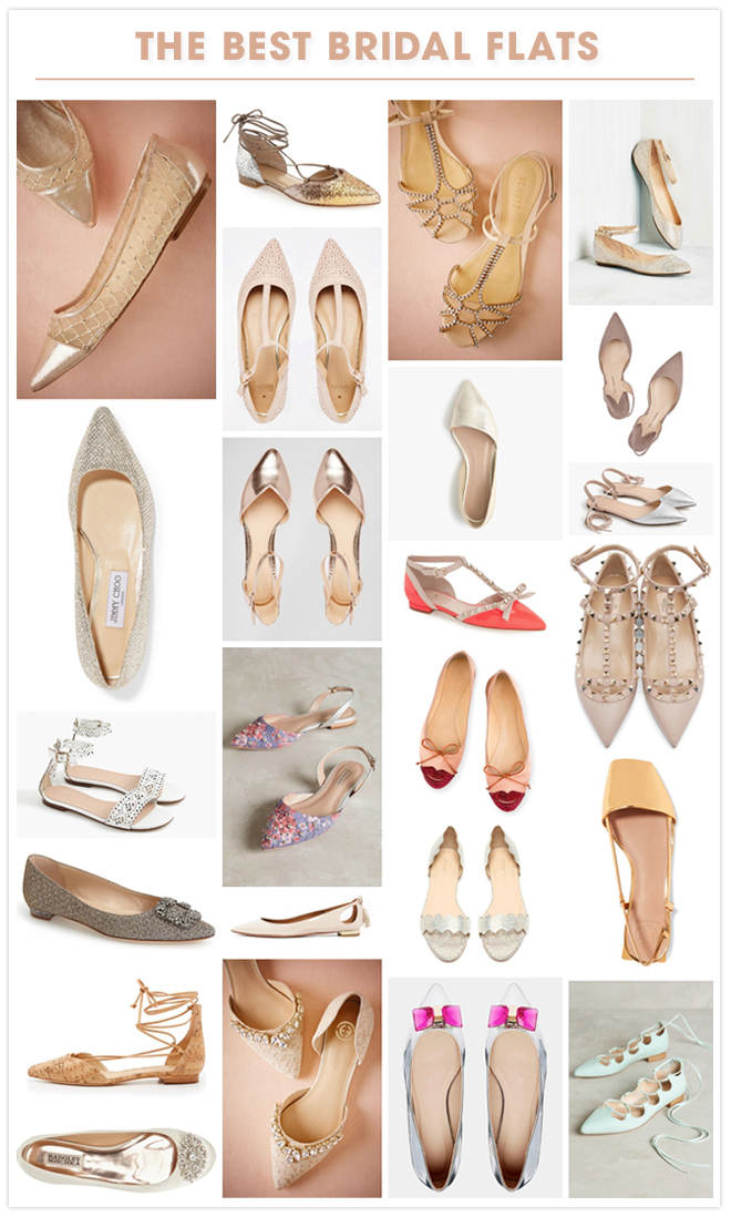 35947821c3d Seriously The BEST Bridal Flats You Will Find!