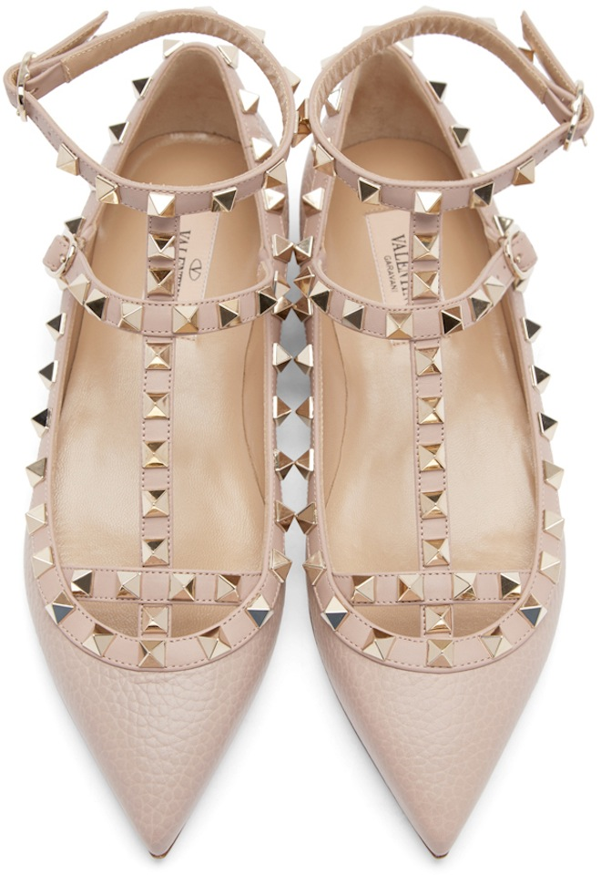 Wedding flats? The perfect excuse to splurge on a luxury pair of shoes.