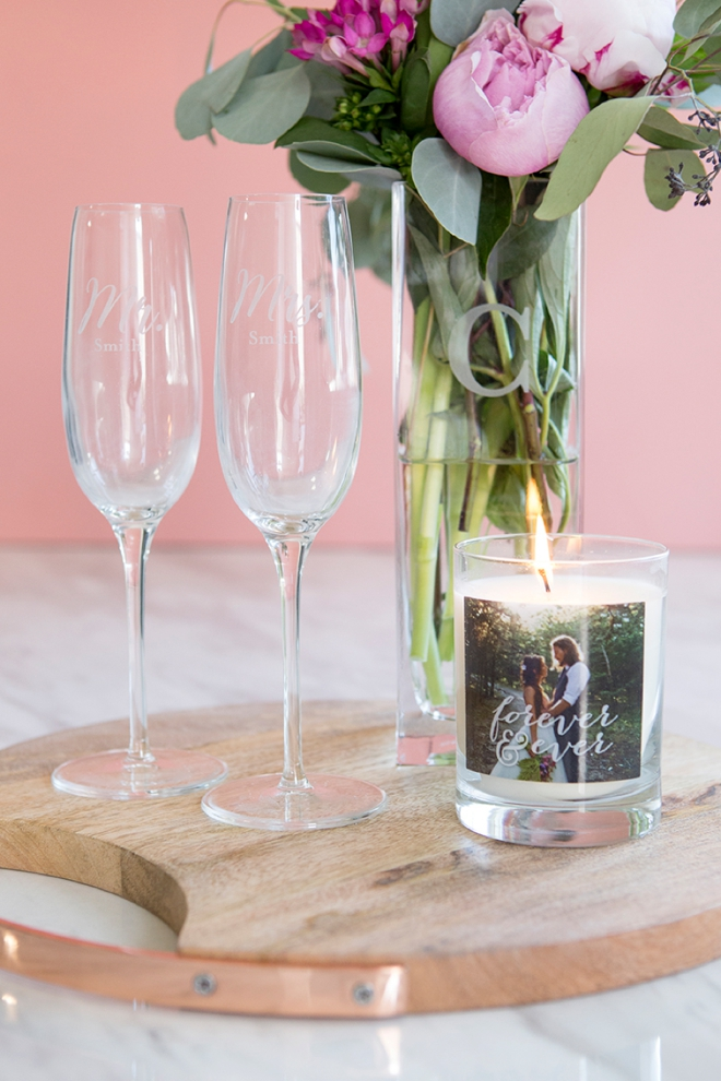 Check out these gorgeous custom gifts from Shutterfly!