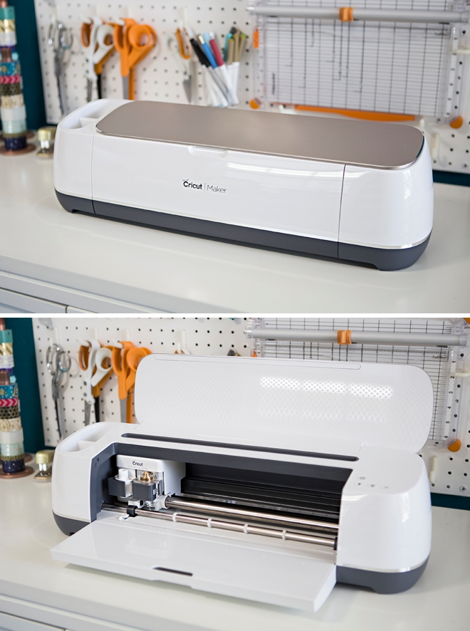 Proudly introducing the Cricut Maker!