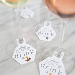 Free printable to have and to hold in case you get cold tags simple diy dont take my drink im dancing drink tags solutioingenieria Choice Image