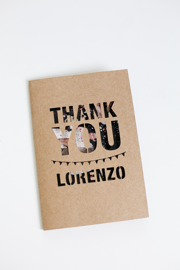 A free template and text on how to write the perfect thank you card.
