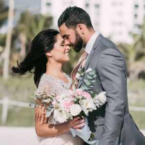 How gorgeous is this styled miami shoot?! LOVE!