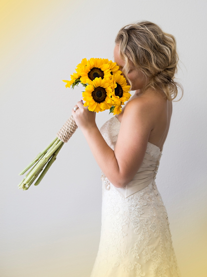 What you need to know beforehand about using sunflowers in your wedding!