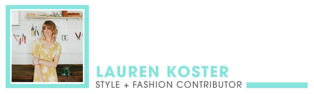 Lauren Koster