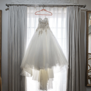 In LOVE with this stunning wedding dress snap!