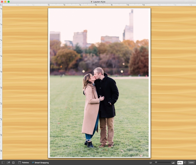 Make your own custom photo state decor plaque!