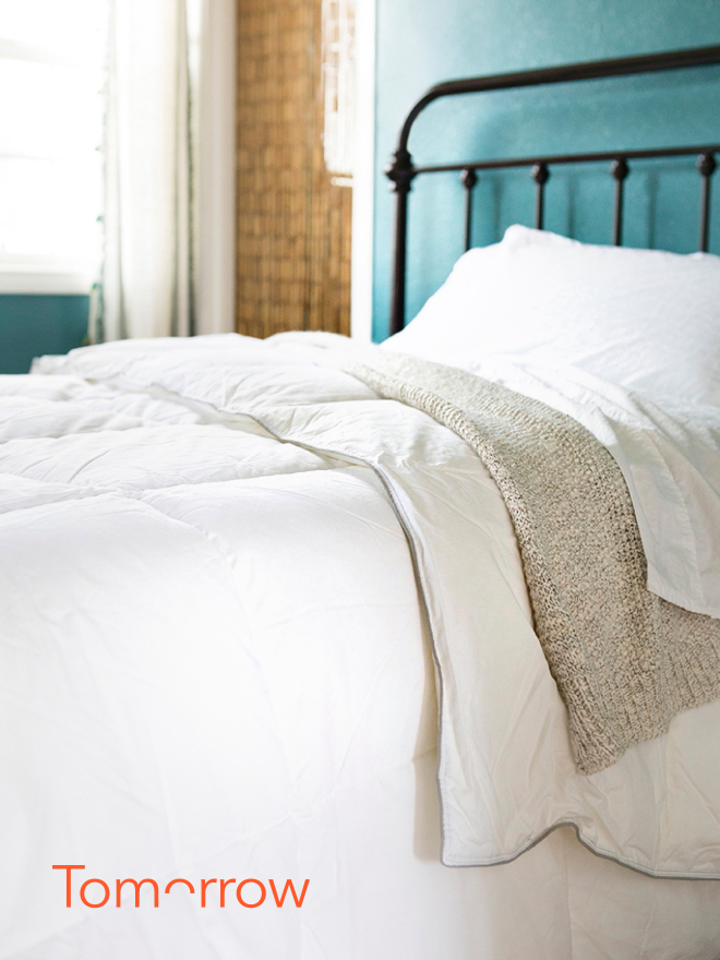 Get your best nights sleep with the Tomorrow Sleep System