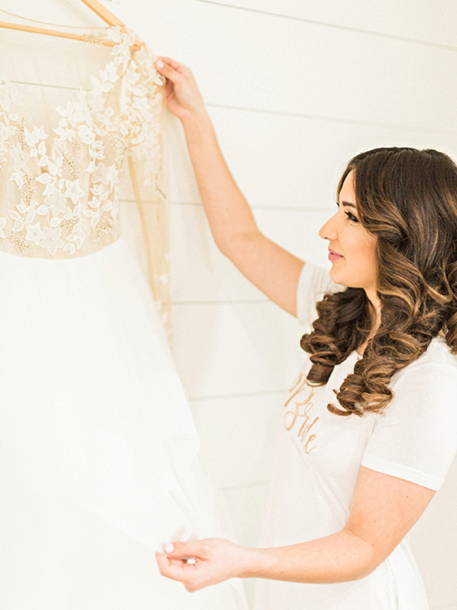 DIY this Bride shirt with your Cricut Maker!