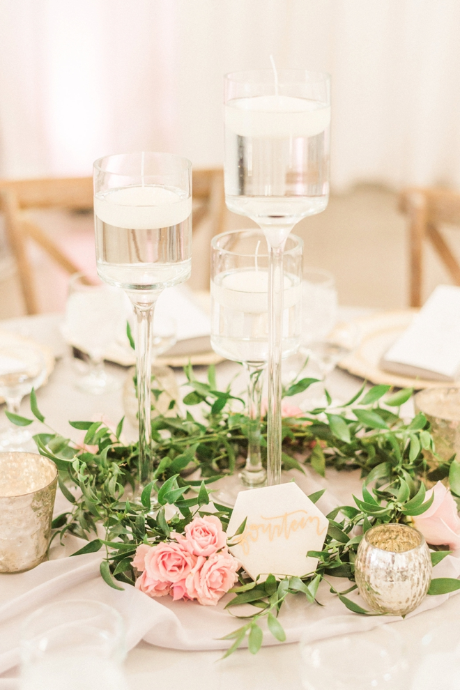 Help your guests find their seat in style with this DIY seating chart idea!