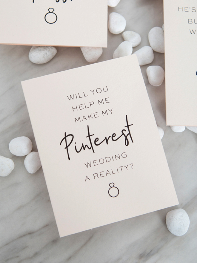 Will You Help Me Make My Pinterest Wedding A Reality?