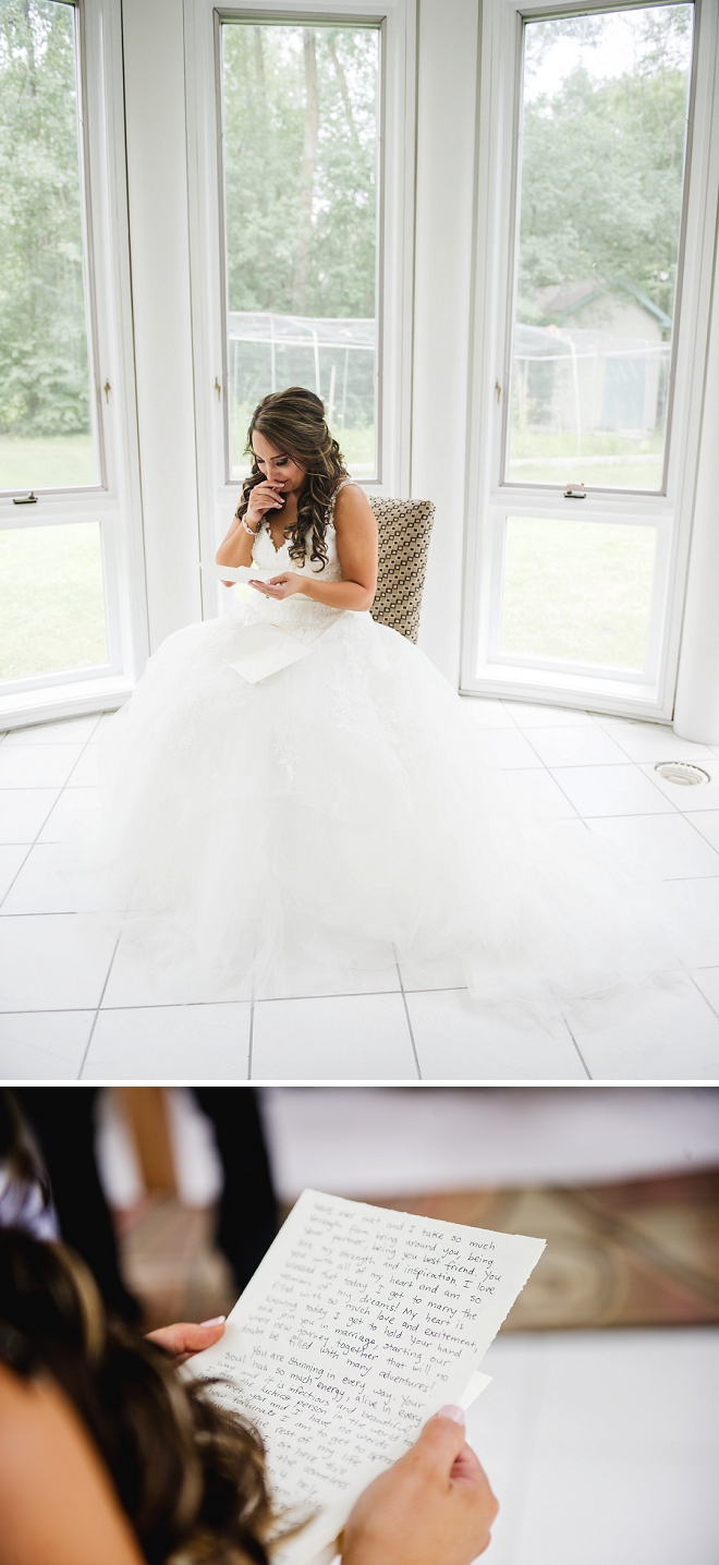Don\'t Miss this Couple\'s Crafty Illinois Wedding with Fairytale ...