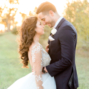 We are swooning over our bridal blogger Brittany's STUNNING handmade wedding! Don't miss it!