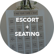 Escort + Seating