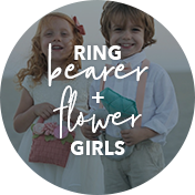 Ring Bearer + Flower Girls