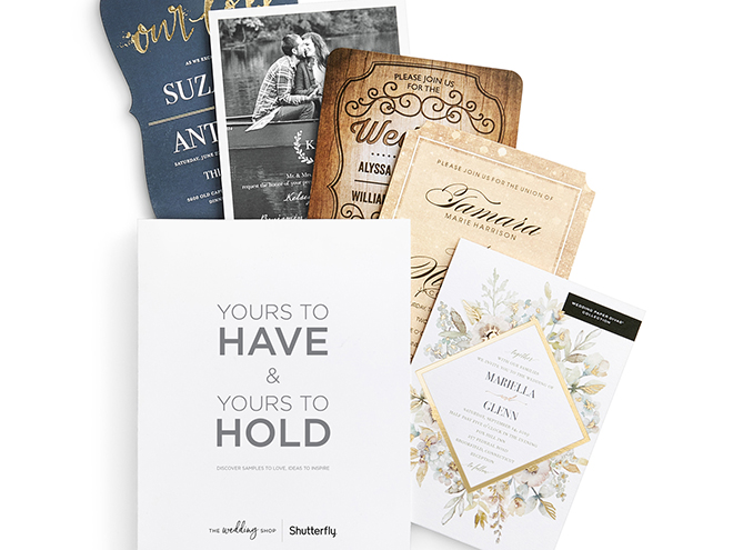 Free wedding invitation samples!