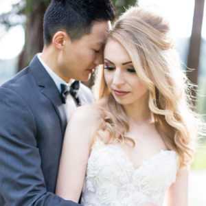 You'll be crushing hard on this STUNNING styled wedding!