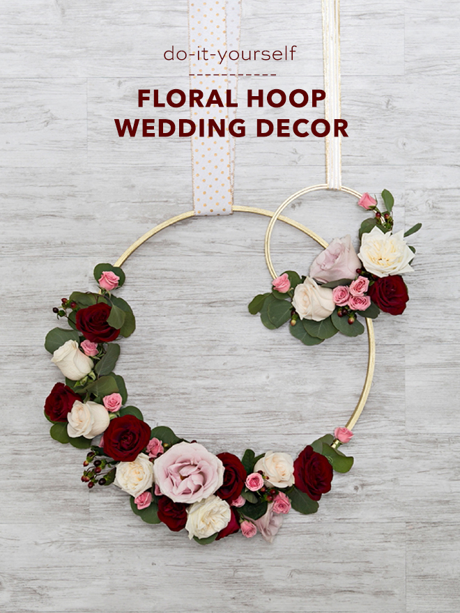 Wow These Diy Floral Hoops Are Simply Gorgeous