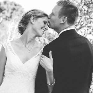 We're in love with this handmade California wedding and so will you!