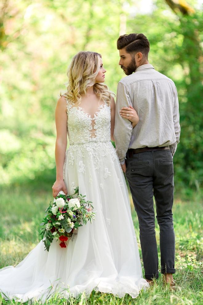Omg Don T Miss This Secret Garden Boho Styled Wedding
