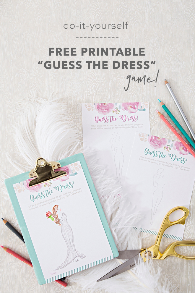 photograph about Bridal Games Printable titled This Free of charge Printable \