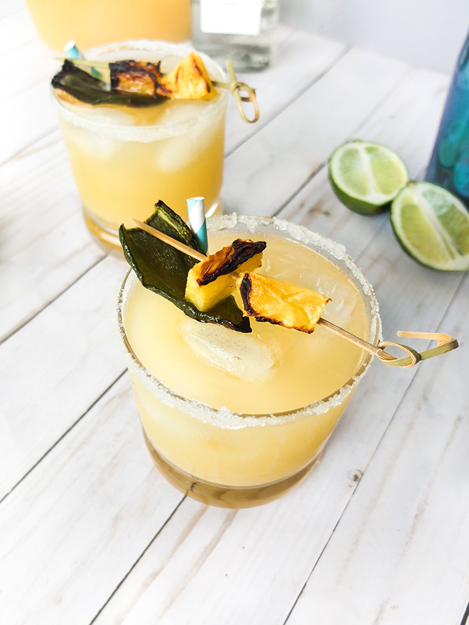 Can't make a cocktail list without a margarita.