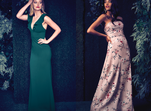 These dresses would make affordable bridesmaid dresses! They are under $150 and can be easily worn again!