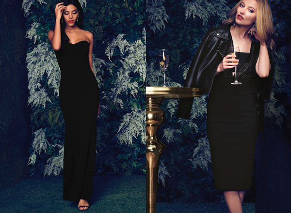 Classy, stylish, and affordable party dresses for under $150! Both of these would be perfect for a wedding.