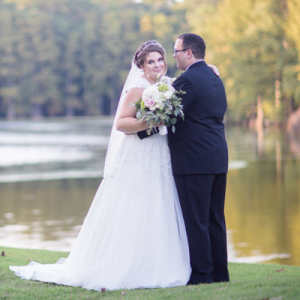This gorgeous handmade wedding is going to knock your socks off! Don't miss it!