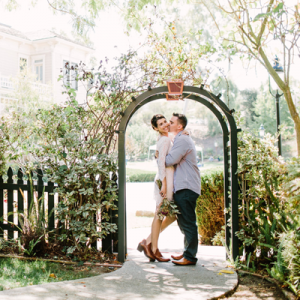 Swooning over this gorgeous and laid back San Deigo wedding!