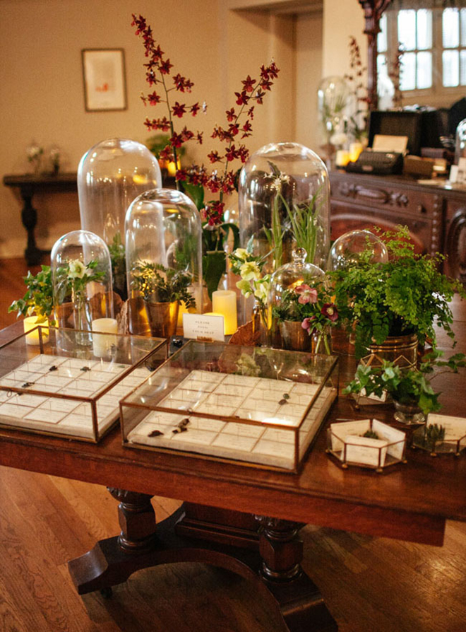 Create a mood with a beautifully styled seating display.