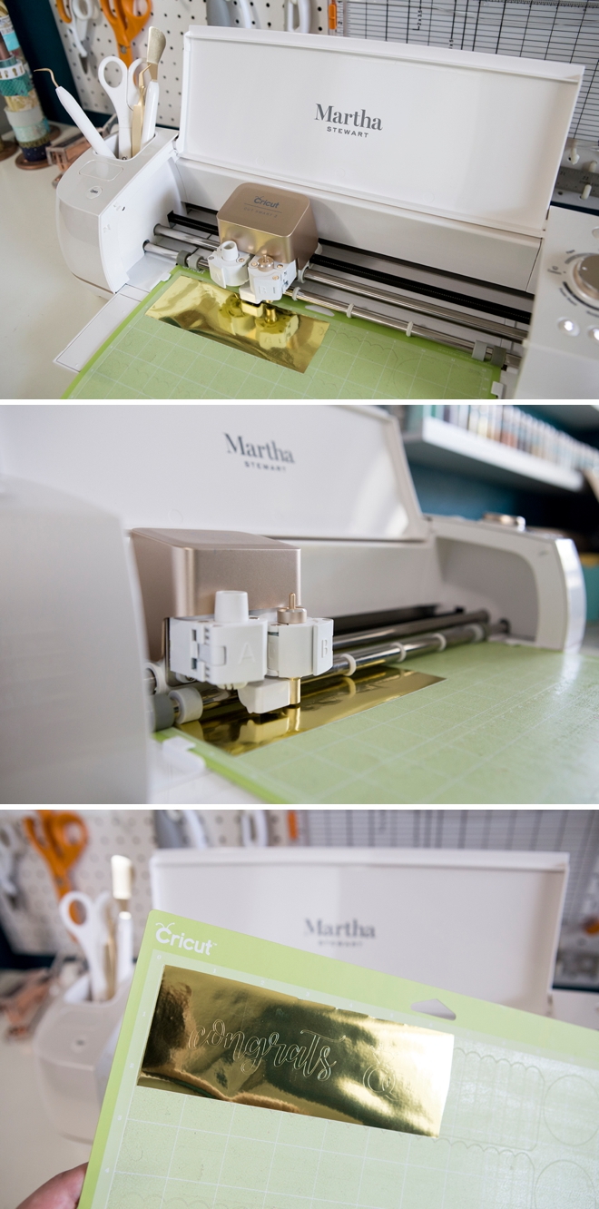 Martha Stewart has her very own special edition Cricut!