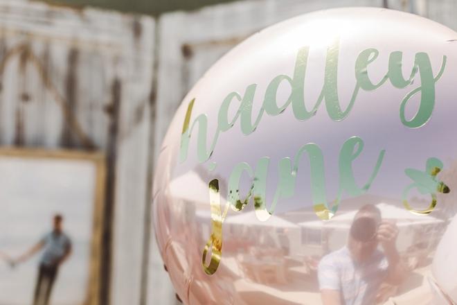 DIY custom balloon sayings using the Cricut!