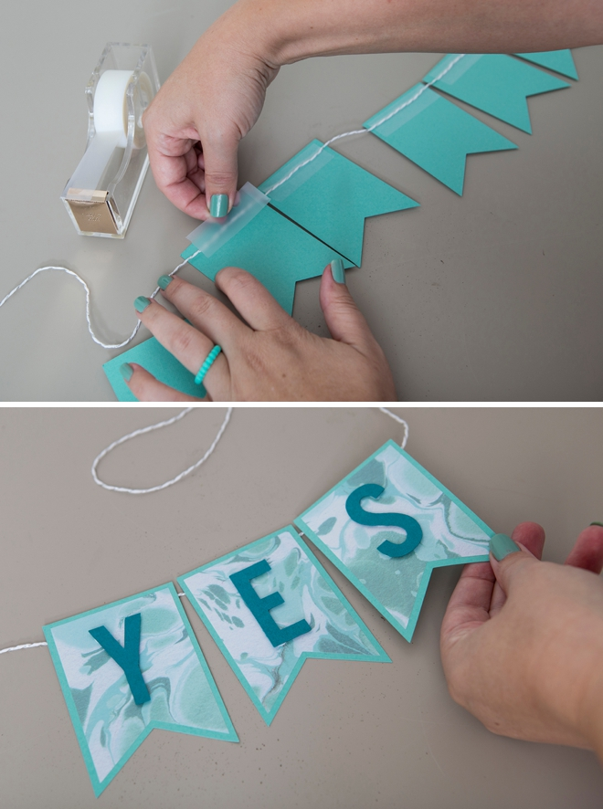 Learn how to make your own custom banners that say anything!
