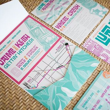 Beach Break Invites