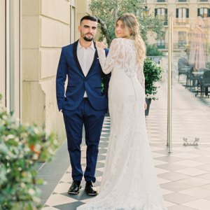 We're crushing on this stunning styled shoot in Spain!