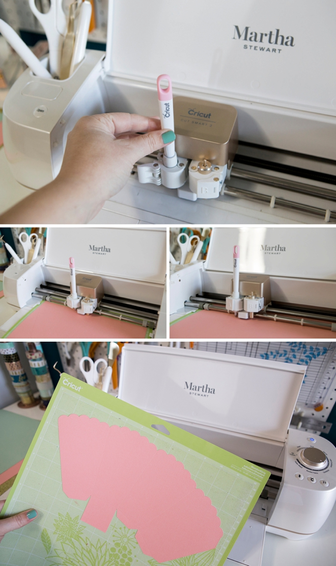 Learn how print then cut works with your Martha Stewart Cricut Explore!