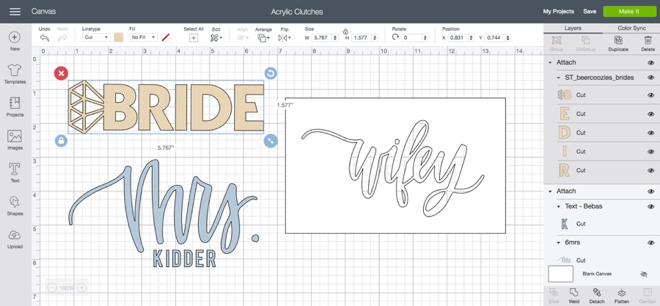 How to work with custom .SVG files in Cricut