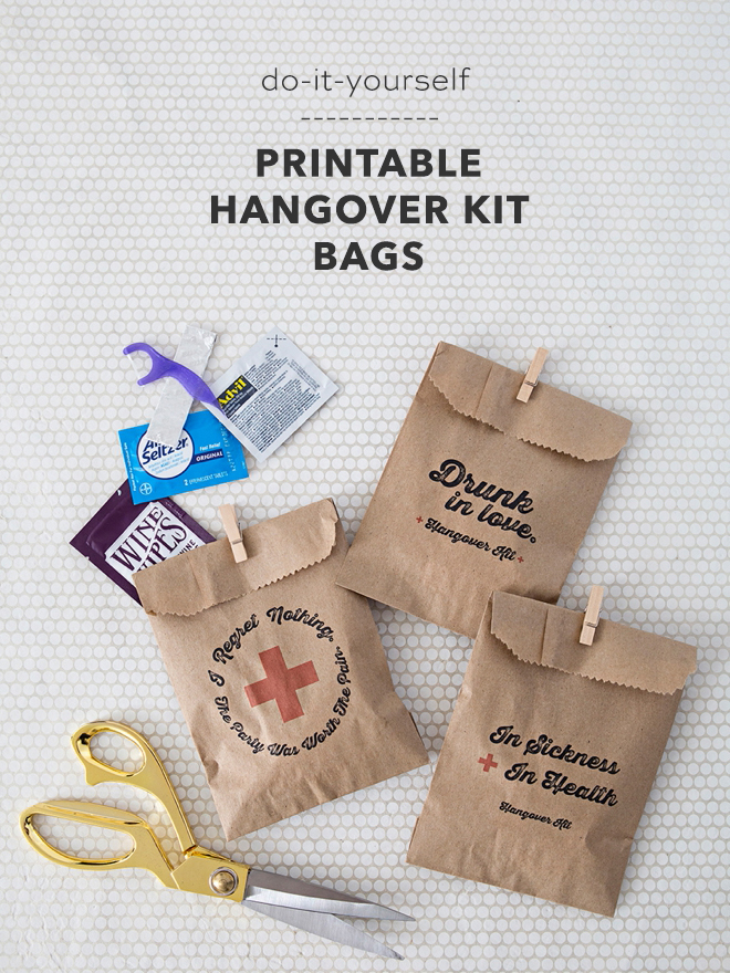 image about Printable Paper Bags called Tremendous Adorable, Printable Hangover Package Luggage - Nearly anything Turquoise