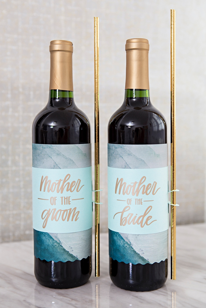 Straws to fit all the way in wine bottles, what will they think of next!?