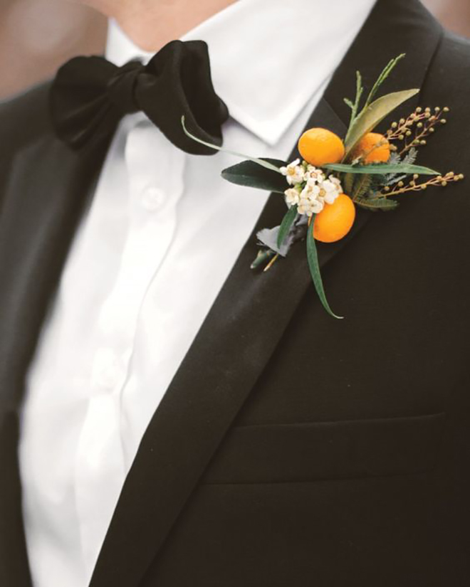 15 Unique Boutonnieres