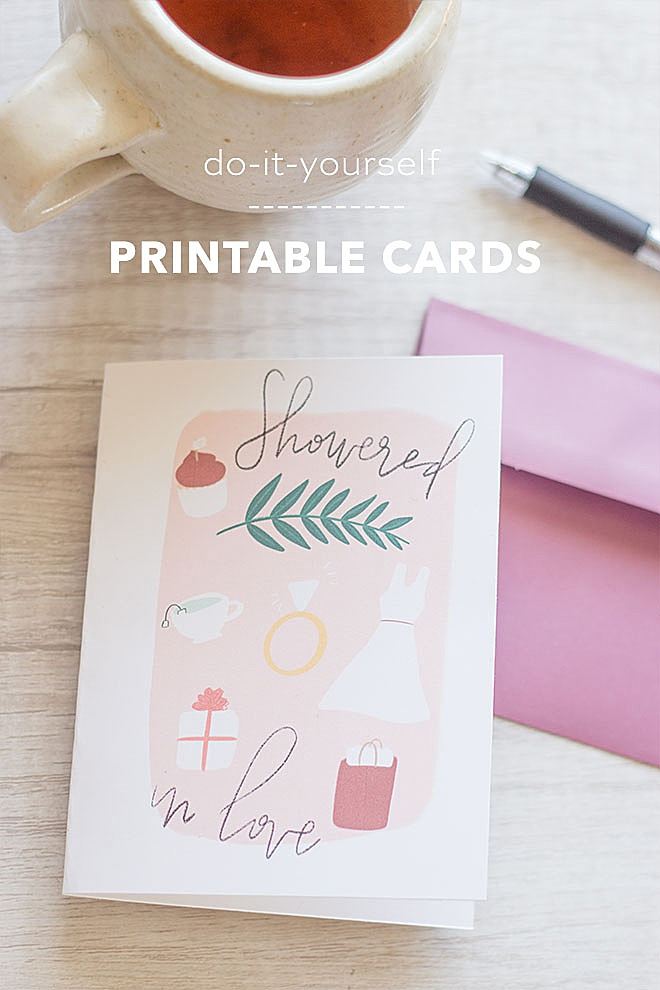 These FREE wedding printables from Hein & Dandy will be the best gift!