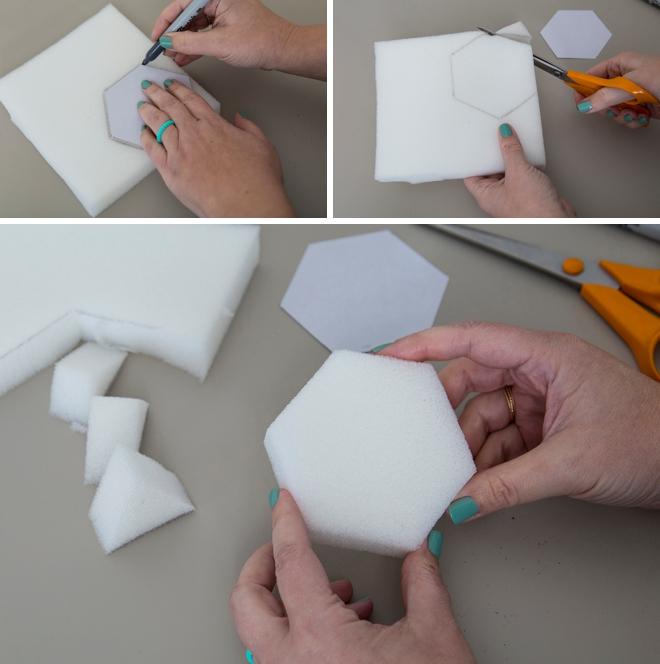 Learn how to make this gorgeous terrarium style wedding ring box!